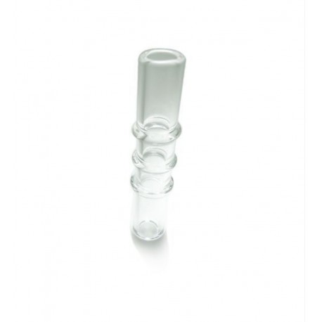 Glass Mouthpiece -  Extreme Q & V Tower