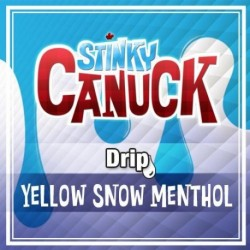DRIP Max VG Yellow Snow Menthol