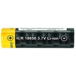 Aspire ICR 18650 2600mAh Li-ion Battery