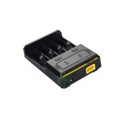 Nitecore Intellicharger I4 Li-ion/NiMH Battery 4-slot Charger