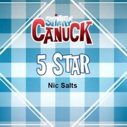 Nic Salts 5 Star