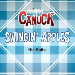 Nic Salts Swingin' Apples