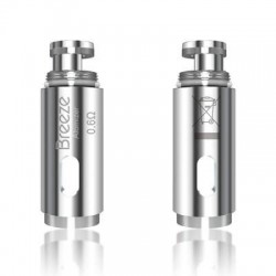 Aspire Breeze/Breeze 2 Atomizer Head 5 pc