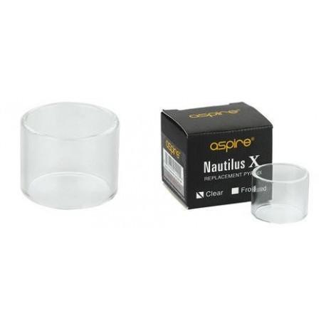Aspire Nautilus X Replacement Glass - 2ml
