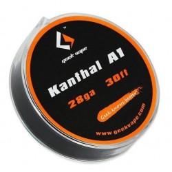 GeekVape Atomizer DIY Kanthal A1 Tape Wire (28GA)